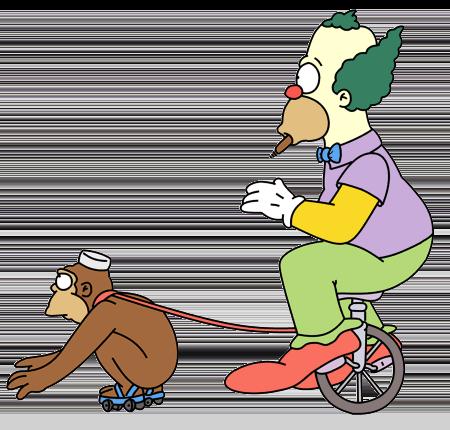 Krusty & Mr. Teeny
